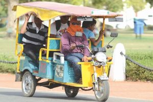 Regulation a must for electric rickshaws