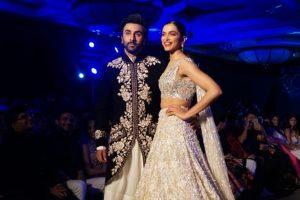 Ranbir, Deepika dazzled ramp of 'The Walk of Mijwan'