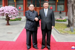 Kim Jong meets Xi Jinping for second time in China