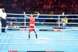 CWG 2018: Boxer Gaurav enters flyweight semis