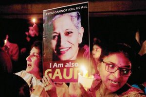 Waghmare killed Gauri Lankesh; unnamed outfit has footprints in 5 states: SIT