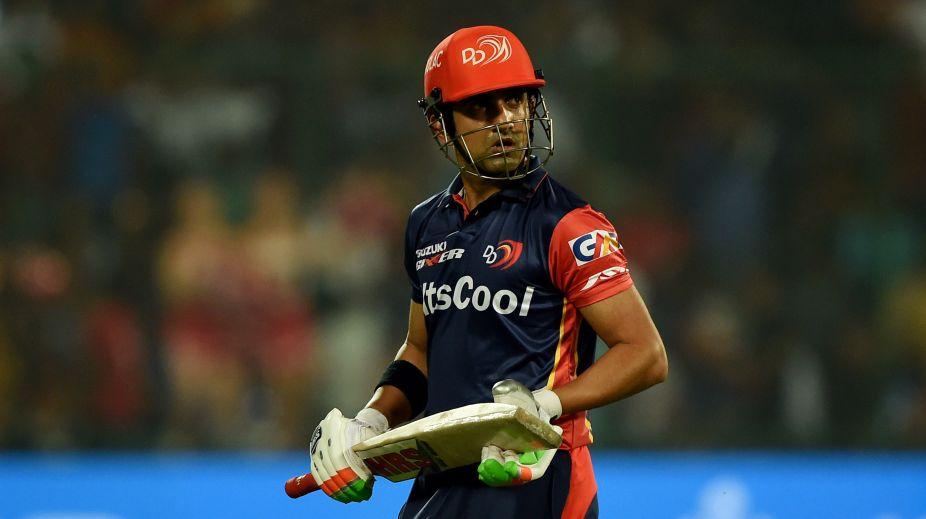 Gautam Gambhir, IPL 2018