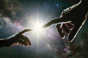 Are light and God the same?