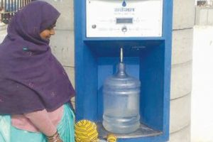 Water ATMs at H'yana cities soon