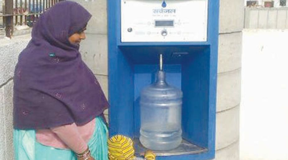 Water ATMs, drinking water, Manohar Lal Khattar