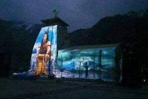 Kedarnath gets ready to host laser show, U'khand govt clarifies on expenditure