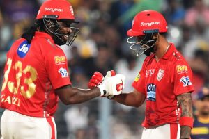 How 'out-of-cash' KXIP almost lost Gayle at IPL auction