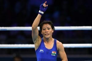 Omung Kumar proud of Mary Kom's CWG title win