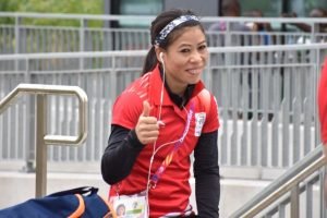 CWG 2018: Boxers Mary Kom, Vikas Krishan shine