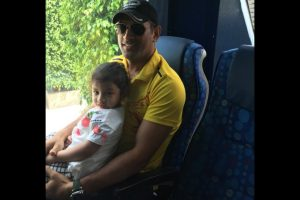 MS Dhoni reveals Ziva's wish after Chennai Super Kings' third IPL title victory