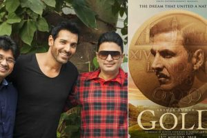 John's 'Satyamev Jayate' to clash with Akshay's 'Gold' this Independence Day