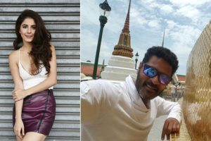Isha Talwar to perform with Prabhudeva in Dubai