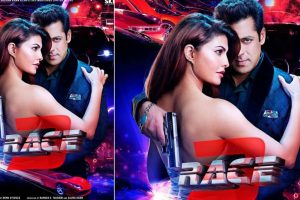 'Race 3': Salman, Jacqueline 'race against time' with their sizzling chemistry