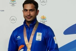 CWG 2018: Ravi Kumar shoots bronze in men's 10m air rifle