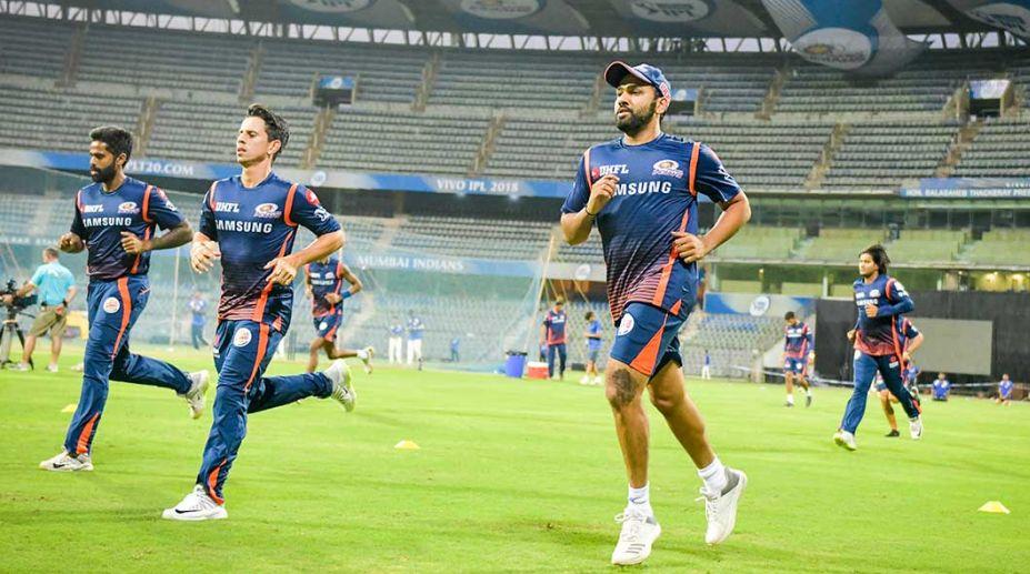 Rohit Sharma, IPL 2018, MI, Mumbai Indians