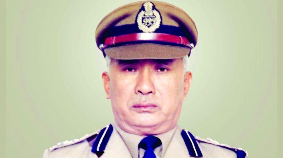 Thangjam Karunamaya Singh, chief vigilance officer, IPS officer