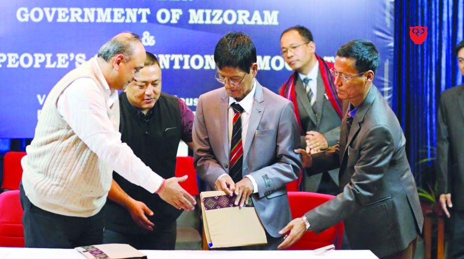 Litmus test for Mizoram