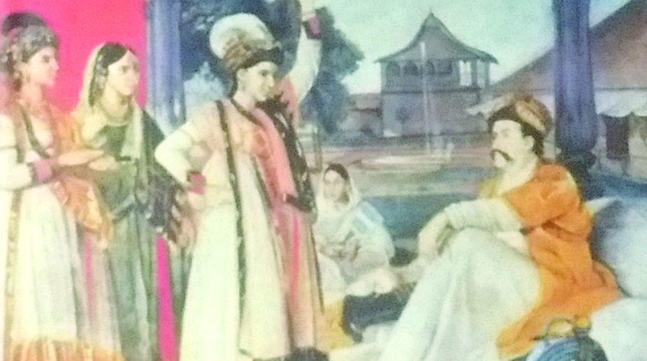 Khushwant Singh, Queen Imtiaz Mahal, Maharaja Ranjit Singh, Aurangzeb