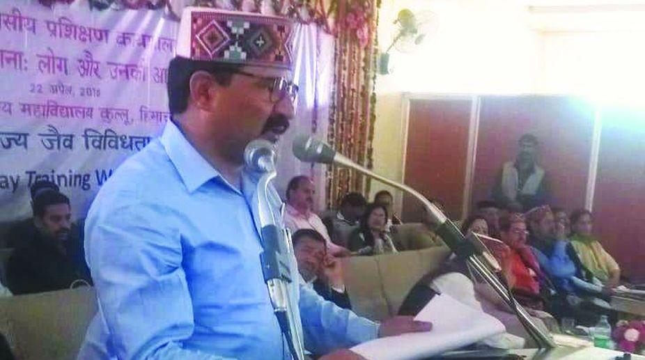 Biodiversity, Biodiversity HP, Biodiversity Conservation, Himachal Forest Minister, Govind Singh Thakur