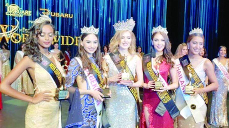 Miss Supermodel title, Belarus beauty, Ekaterina Evdokimova, Shweta Parmar