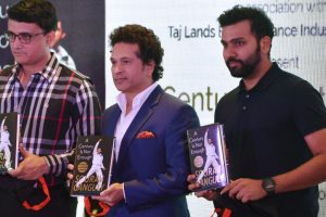 Rohit Sharma will score first double century in T20s: Sourav Ganguly