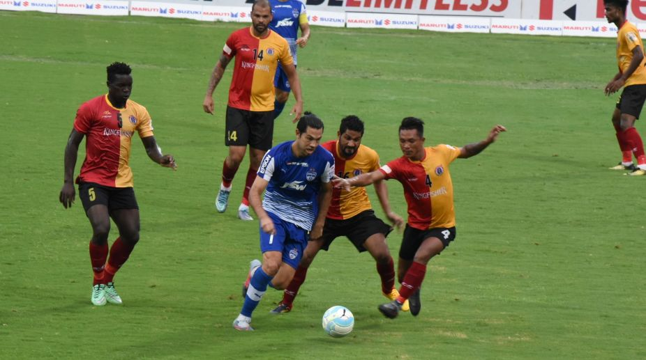 BFC thrash East Bengal to lift Super Cup