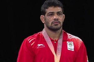 CWG 2018: Sushil Kumar clinches gold, his third in as many editions of game