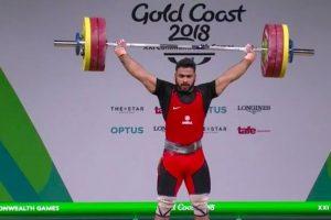 Lifter Thakur takes bronze at CWG 2018