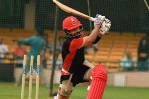 IPL 2018: Virat Kohli sweats it out for preparation
