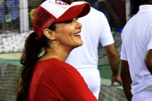 In Pictures: Preity Zinta is Goodenough to attract cameras