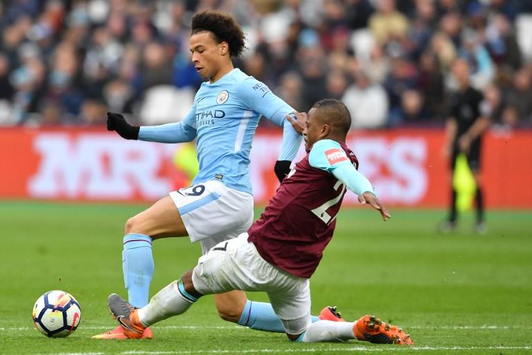 Leroy Sane, Manchester City F.C., Premier League, Fantasy Premier League, Gameweek 37
