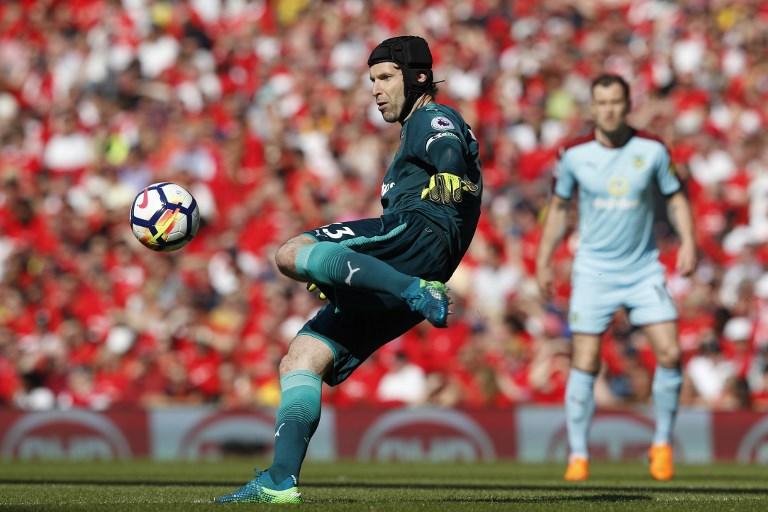 Petr Cech, Arsenal F.C., Premier League,