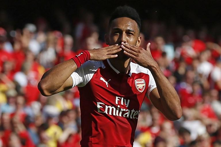Pierre-Emerick Aubameyang, Premier League, Arsenal F.C.