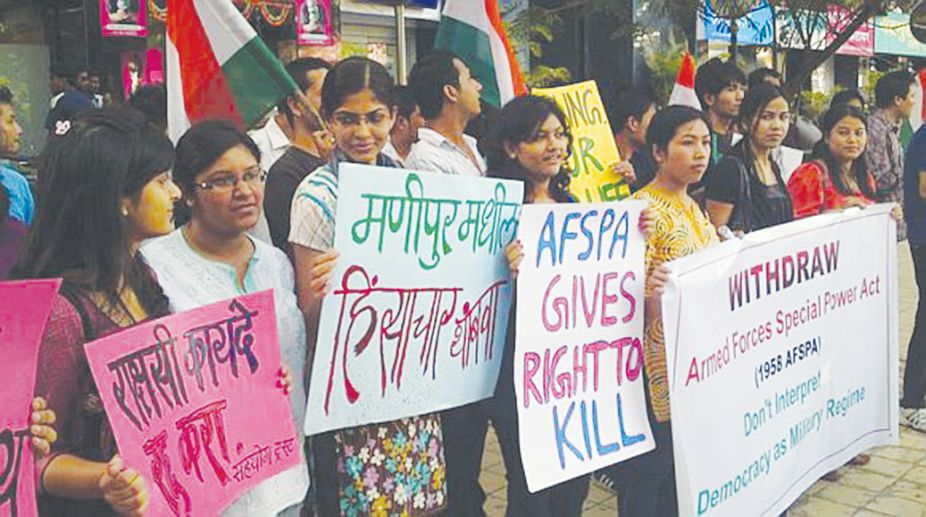 Why AFSPA had to go