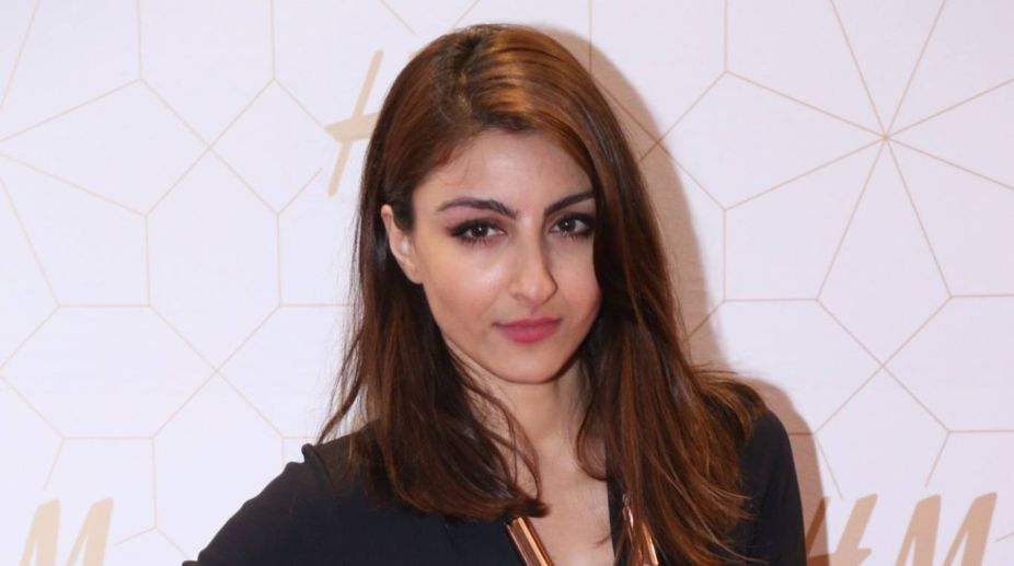 I am not a business person: Soha Ali Khan