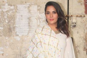 Richa Chadha set to make her comeback to theatre