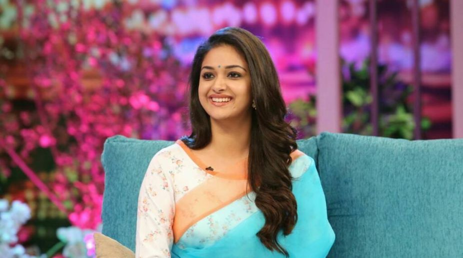 I'll never make mistakes Savitri ma'am did: Keerthy Suresh