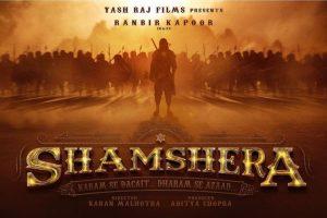 Confirmed: Ranbir Kapoor to star in YRF's 'Shamshera'