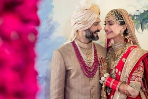 Our family is our strength: Sonam Kapoor
