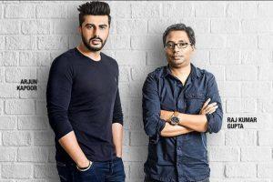 Confirmed: Arjun Kapoor to star in Raj Kumar Gupta's next film
