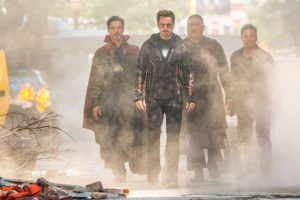 Avengers: Infinity War grosses $1.6 billion across the globe in 17 days