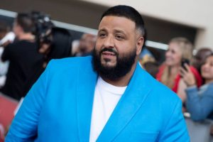 DJ Khaled saves friend from drowning in ocean