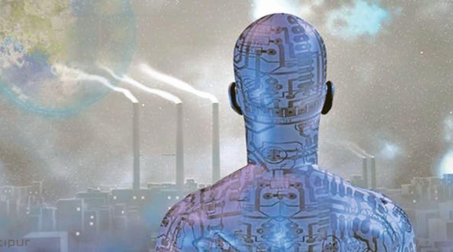machines, Michio Kaku, humans, robotic technology