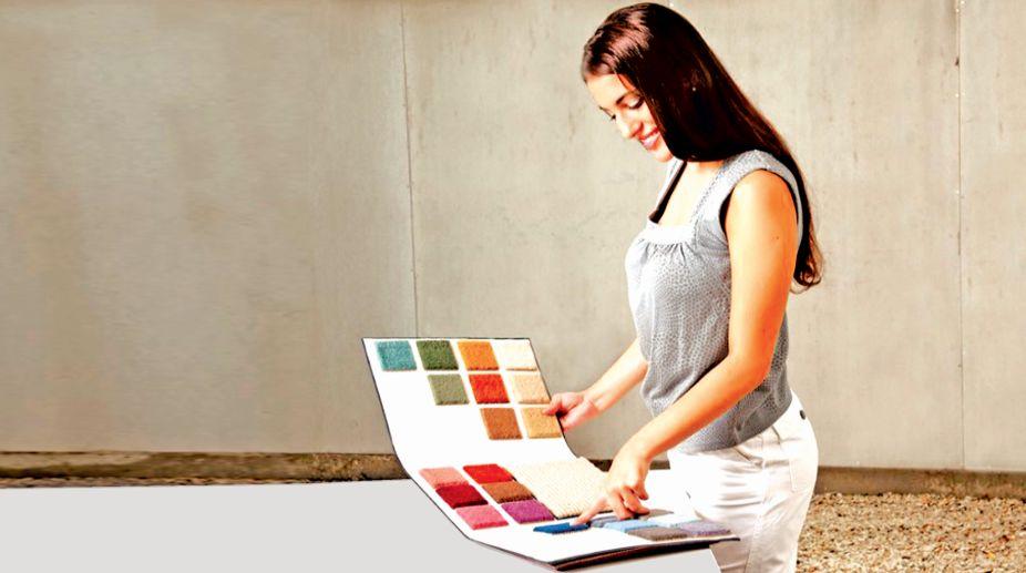 textiles, Interior designing, design
