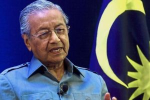 Bollywood producer wants to make Hindi movie called 'Malaysia's Saviour Mahathir
