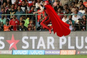 IPL 2018: AB de Villiers' SpiderMan catch against SRH inspires memes on the internet