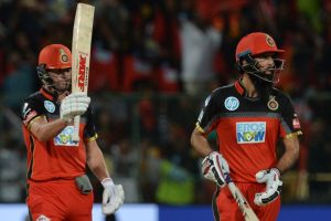 In Pictures: RCB vs SRH, top 5 performers