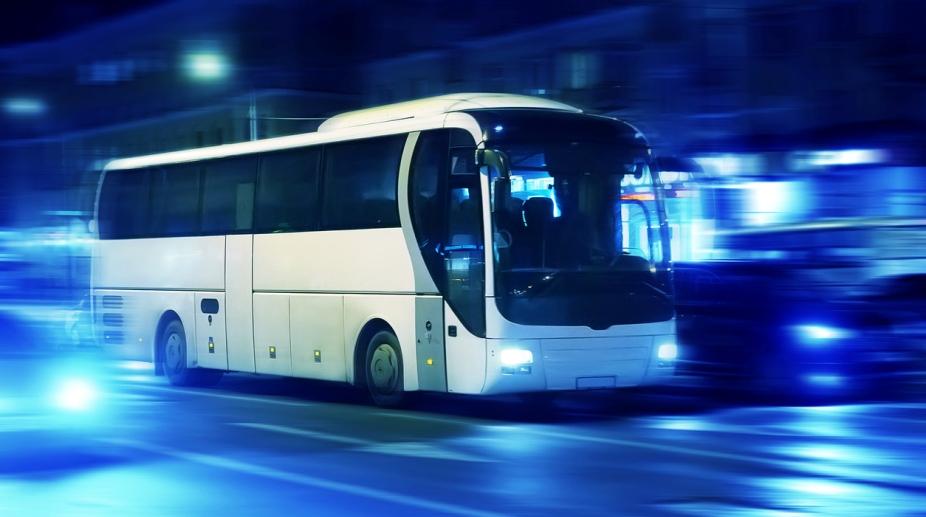Agra Bus
