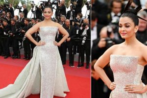 Cannes 2018: Aishwarya Rai Bachchan spells magic on Day 2