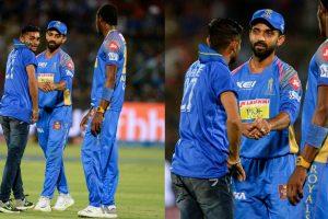 IPL 2018 | After MS Dhoni fan, Ajinkya Rahane fan breaches security to meet him